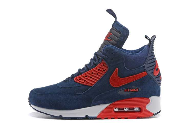 Nike Air Max 90 Sneakerboot ICE Herr Sportskor